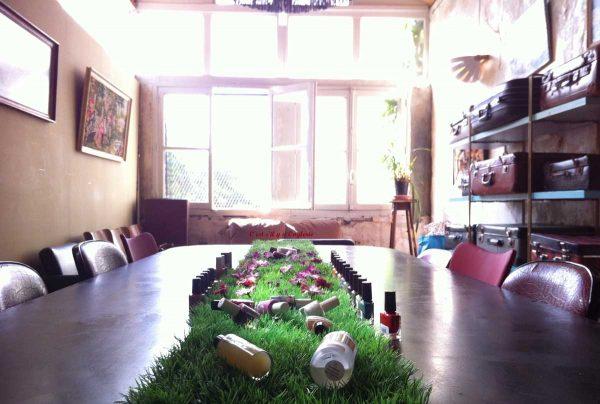 atelier manucure vernis à ongles écologique